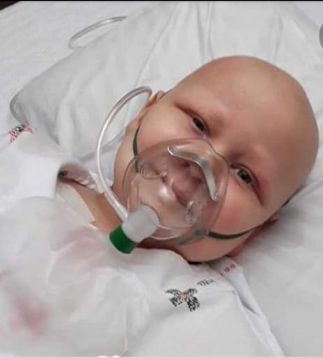 В возрасте 1 месяца Богдану была проведена вакцинация БЦЖ