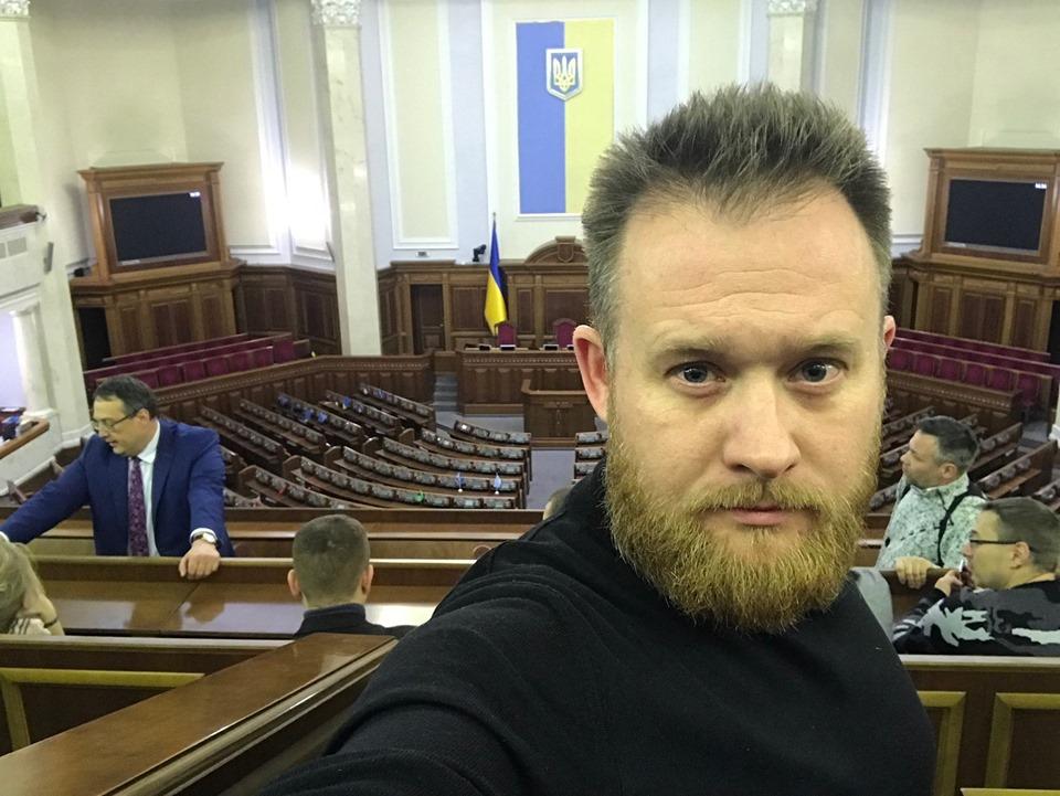 Нардеп зі Львівщини Юрій Камельчук вважає вакцинацію шкідливою для здоров'я